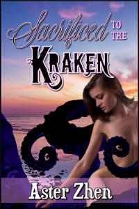 Cover for Sacrificed to the Kraken