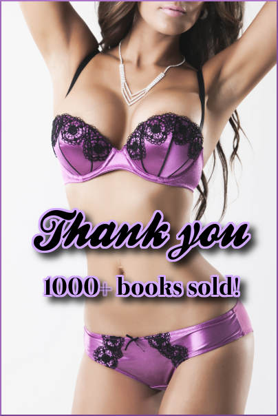 Gorgeous sexy body in purple lingerie isolated